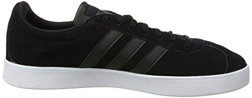 Adidas Herren Vl Rechter 2.0 Gymnastikschuhe Schwarz (core Zwart / Kern Zwart / Ftwr Wit)