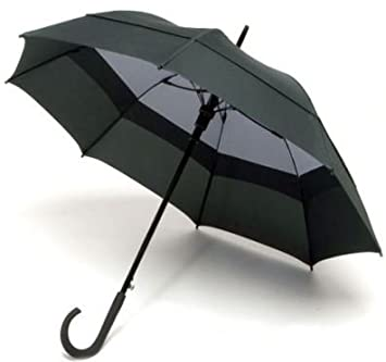 windbrella productos Corp. 48 paraguas de moda – Hunter Verde 44448hu