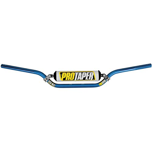 Pro Taper Seven Eighths Handlebars - Standard 7/8 (CR High) (Blue) ()