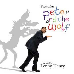 Prokofiev - Peter and the Wolf with Lenny Henry.: Amazon.co.uk: Music