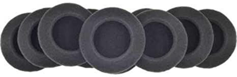 FidgetGear Earpads Sponge Ear Pads Earphone Foam Cushion for Headphones Headsets ReplacmentBT620s 4 x Ear Pad Cushions