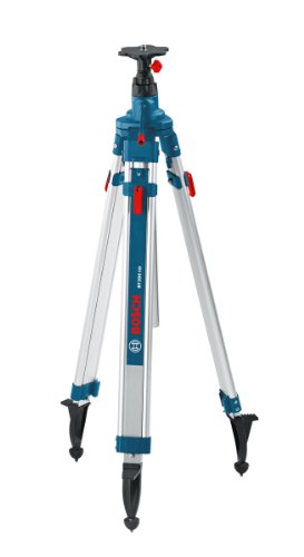 Bosch Aluminum Heavy Duty Elevator Quick Clamp Tripod BT300