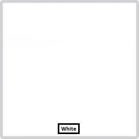 """Adhesive Backed Vinyl Sheets Oracal 651 - Size 12"""" x 10' each roll (White Glossy)"""