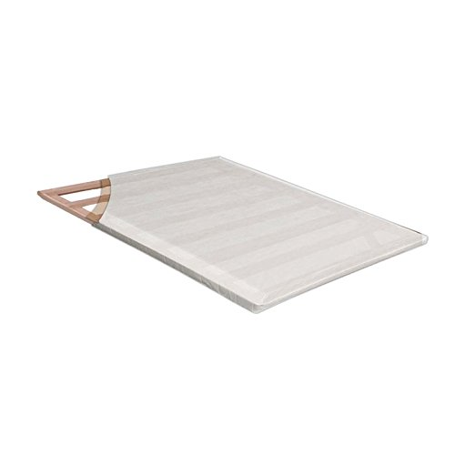 Furniture of America Golda 2'' Twin Bunkie Board in White