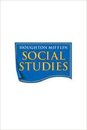 Book Houghton Mifflin American All: Socstd Amer All Res Files Lv 7-9