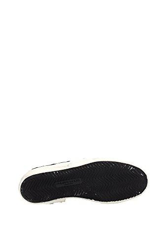 SOLUZP01 Philippe Model Zapatillas Hombre Piel Negro Negro