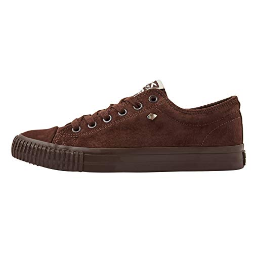 Brown 11 dk Homme Brown Marron Lo Basses Master Sneakers British Knights dk HFcan44
