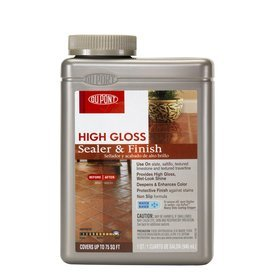 DuPont High Gloss Sealer & Finish Quart (Case of 4)