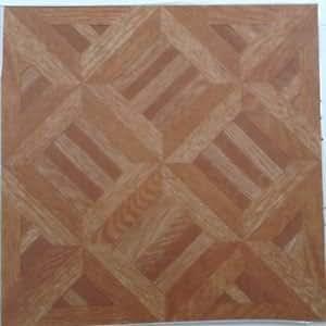 Suelo azulejos autoadhesivo de vinilo para ba o cocina for Oferta suelo vinilico autoadhesivo