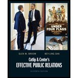 img - for Cutlip and Centers Effective Public Relations by Broom, Glen M. [Prentice Hall,2012] (Paperback) 11th Edition book / textbook / text book