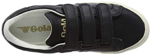 Gola Bb Shimmer Baskets Femme Orchid Black Velcro black qqCwr6g