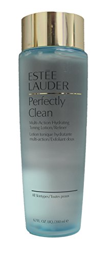 Estee Lauder Perfectly Clean Multi-Action Toning Lotion & Refiner 6.7 Oz.LIQ./200ml