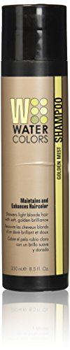 TRESSA Watercolors Shampoo - Golden Mist 8.5 oz