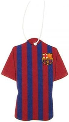 FC Barcelona Ambientador para coche (camiseta): Amazon.es: Hogar