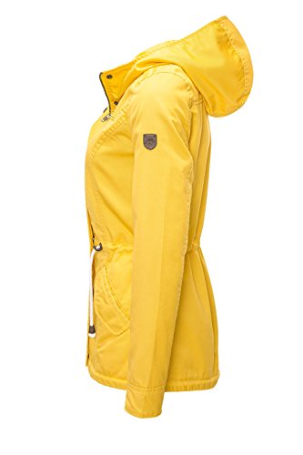 Only Otw Yolk Lorca Spring para Parka Yellow CC Mujer Jacket Onlnew rrqXxS