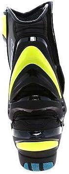 Spada Curve Evo WP Motorcycle Boots 42 Black UK 8