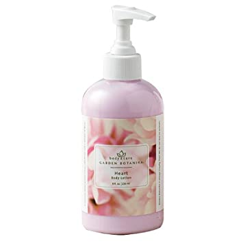 Amazoncom Garden Botanika Heart Body Lotion 8 Fluid Ounce Beauty
