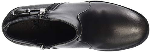 Plomo Noir Bottes 48608 Classiques Xti Plomo Femme 7YTWq