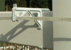 (Vinyl Fence Insulator-25/package)