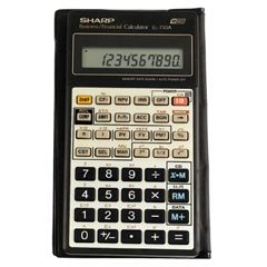 Sharp EL733A Scientific Financial and Graphing Calculator