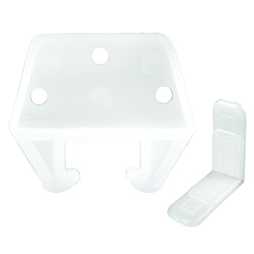 (Prime-Line Products R 7223 Drawer Track Guide and Glides,(Pack of 2))