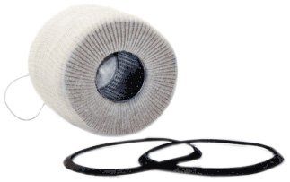 51002 Heavy Duty Cartridge Lube Sock Filter WIX Filters Pack of 1