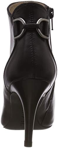 black Stivali Donna Nero Unisa Tuan Black na Arricciati HqYpWzxZw
