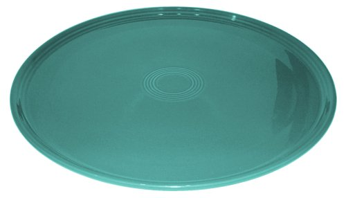 Homer Laughlin Wells (Fiesta Turquoise 575 12-Inch Pizza)