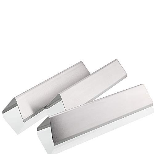 E210 Series - QuliMetal 16 Gauge Flavorizer Bars for Weber Spirit E210, Spirit 200 Series Gas Grills (15.3
