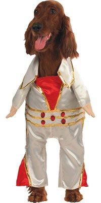 Rock Star Dog Costumes (Rock Star Pet Costumes-Small)