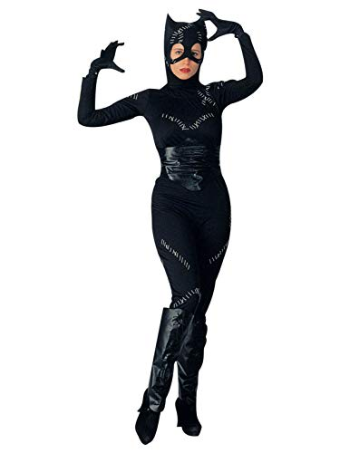 Catwoman Costume, Adult ()