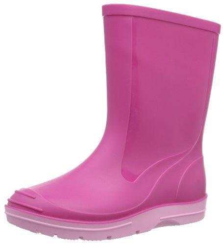Beck Basic 486 - Botas plisadas para niños Pink 6