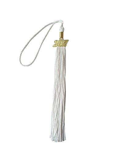 graduation cap white - 4