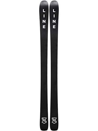 Line Black 2019 Supernatural 92-179cm Skis