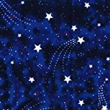 Small Toddler Weighted Blanket by Lifetime Sensory Solutions, Weighted Sensory Blanket for Kids (05 lb for 40 lb child, Glow in the Dark Stars)