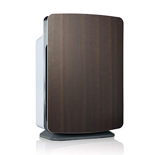 Alen BreatheSmart Classic Large Room Air Purifier, 1100 sqft. Big Coverage Area, HEPA Filter for Pet Dander, Pet Odors, Allergies, Pollen, Dust, Dander and Fur in Espresso