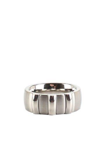 Movado Mens Stainless Steel Designer RingAmazoncom