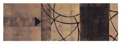 彼女の声II by Barbara Bouman Jay – 38 x 14インチ – アートプリントポスター LE_663959 B01NABDLJH Unframed Print