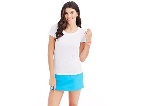 ATELIER DEL RICAMO - Camisa deportiva - para mujer Bianco