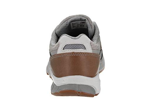 New Balance MVL530RG Herren Sneaker (Grey/Brown) Grau/Braun