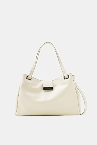 Sac Blanc Femme Esprit Pour À 38x13x25 Weiß Main BqwxOAz