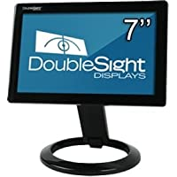 Doublesight Displays, Llc - Doublesight Displays Ds-70U 7 Lcd Monitor - 16:10 - 30 Ms - 800 X 480 - 16.7 Million Colors - 375 Nit - 350:1 - Wvga - Usb Product Category: Computer Displays/Monitors