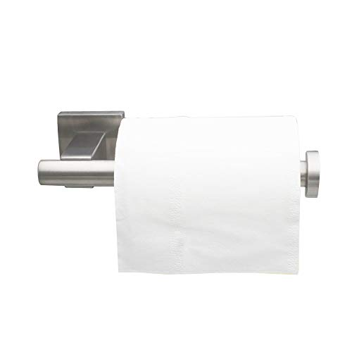 (XVL Toilet Paper Holder Tissue Holder, Brushed Nickel G320A)