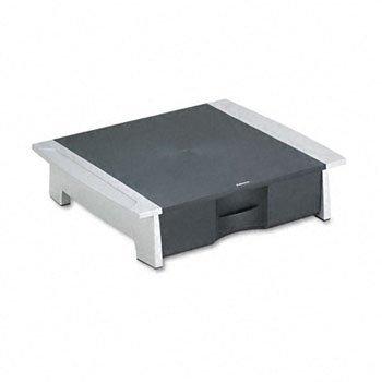 (Fellowes® Printer/Machine Stand STAND,PRNTR,W/DRWR,BK/SR 47631 (Pack of2))