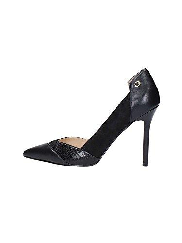 Guess Flbec3 Ele08 Chaussures Décolleté femmes Noir, Taille 1