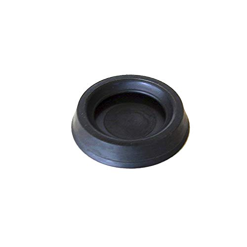 Poweka Plunger Rubber Seal for Use in Aeropress Plunger End Gasket Aerobie Replacement Parts (Pack of 1)