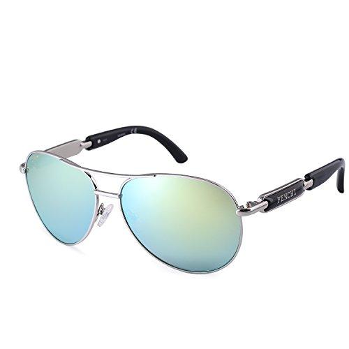 6c9853b1277 Classic Aviator Sunglasses For Women Men Metal Frame Mirrored Lens 8 Colors  Driving Fashion Sunglasses 16884