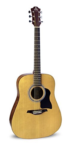 - Hohner Guitars A+ by Hohner AS220 Acoustic Guitar,