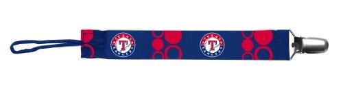 Pacifier Clip, Texas Rangers