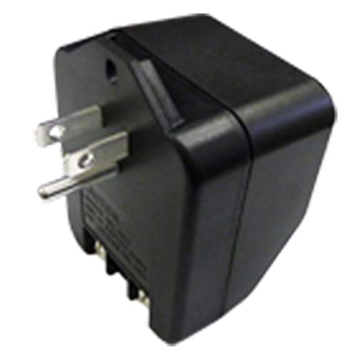 Trine #5203 Black 16VAC Plug In Type Transformer With 120 Volts Primary AC